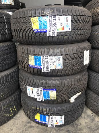 195/55/15 Michelin Iarna noi factura garantie transport gratuit