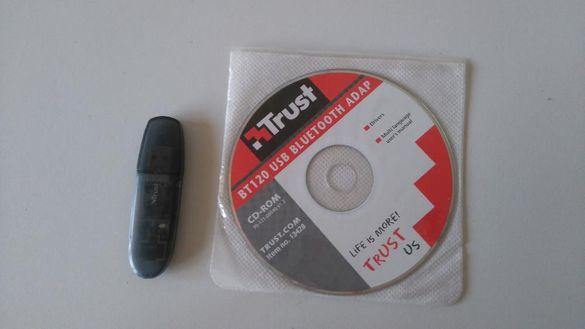 Trust Bluetooth USB Adaptor BT120