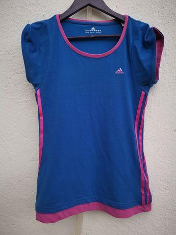 Дамска тениска оригинална Adidas Climalite S размер