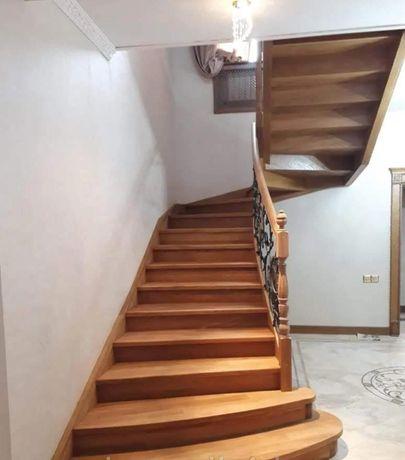 Лестницы установка