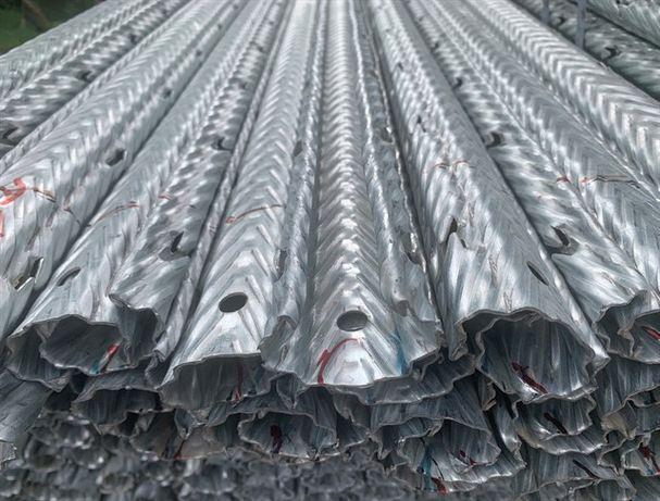 Stalpi Metalici pentru Gard, Facem livrare in Tara