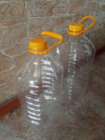 5-ти литровые бутылки