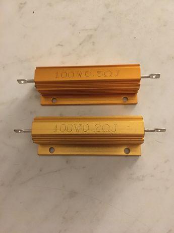 Резистор на доп вентилятор кондиционера на БМВ Е39