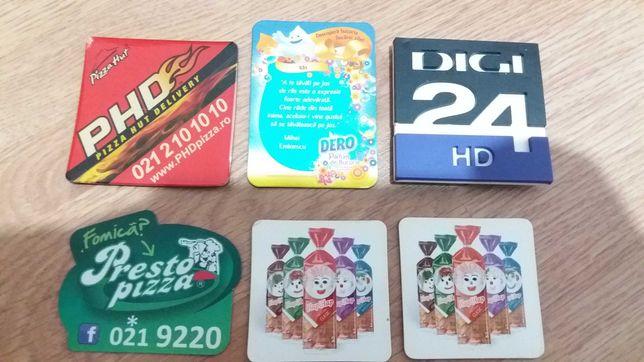 COLECTIE_Magneti frigider-bucatarie_Digi 24-Dero-PHD-Presto Pizza-Hapi