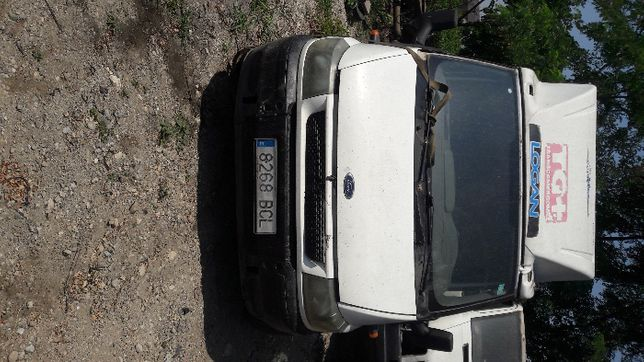 punte spate dubla ford transit an 2008