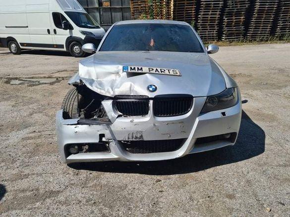 BMW E90 335i 306кс N54B30 JB4 Tunning М пакет автоматик НА ЧАСТИ!