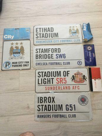 фенски табели на футболни Британски клубове