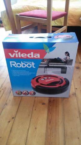 vileda cleaning robot