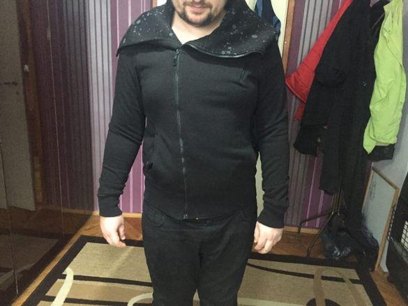 Мъжки дизайнерски суичър (AMF sweatshirts)