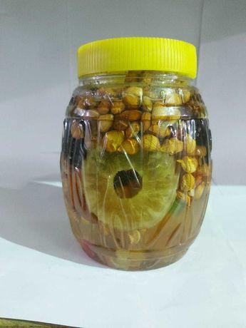 Мед с сухофруктами