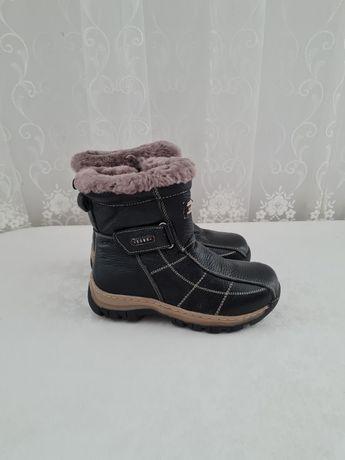 Продам тёплые новые  сапоги