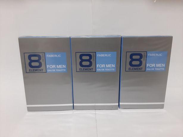 Туалетная Вода Мужская Парфюм Духи 8 Element.С ароматом море и цитруса