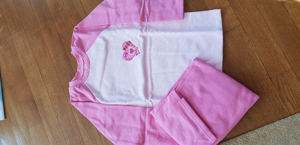 Нова мекичка пижама 10-12г