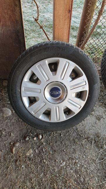 Jante si cauciucuri Ford Focus 205/55 R16