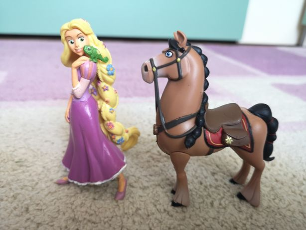 Armasar și  Rapunzel - Disney