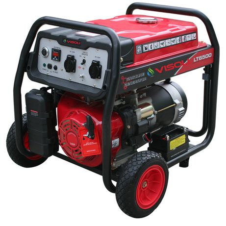 Generator Curent Electric Profesional, Visoli 7500CL, NOU
