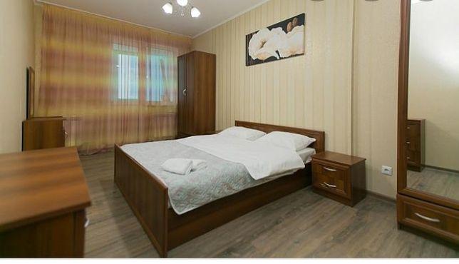 Сдам посуточно уютную 2 комнатную квартиру Встреча Абылайхана