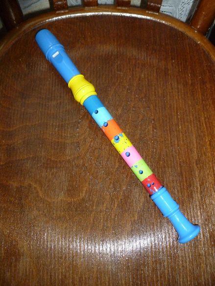 Блок флейта.   .