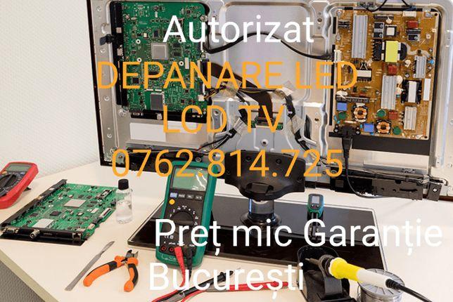 Reparatii televizoare led smart tv Bucuresti