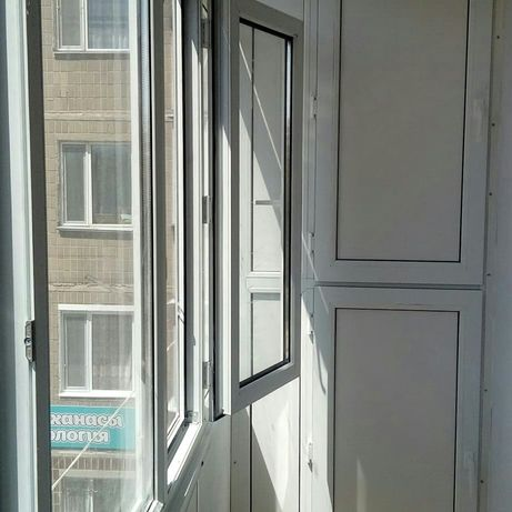 Пластиковые окна и болконы под ключ