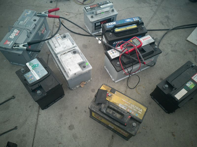 Акумулатор различни амперажи гр. Сандански - image 1