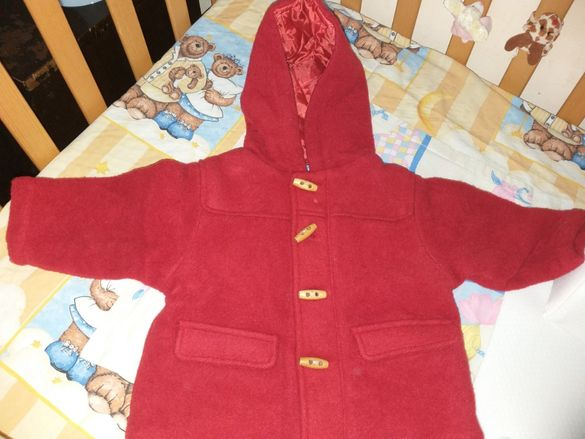 Детско палтенце, ново