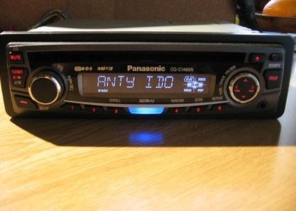 Авто-радио CD плеър Panasonic CQ-C1465N