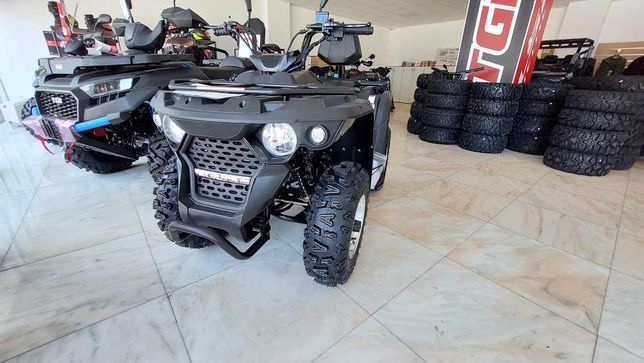 ATV Linhai M150 omologat T3 Inmatriculabil Primarie!