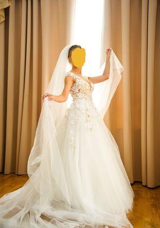 Vând rochie de mireasă, unicata