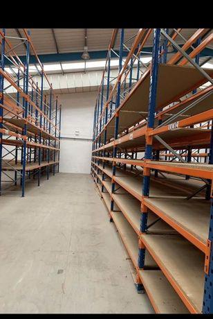 Rafturi metalice industriale 6268x6627