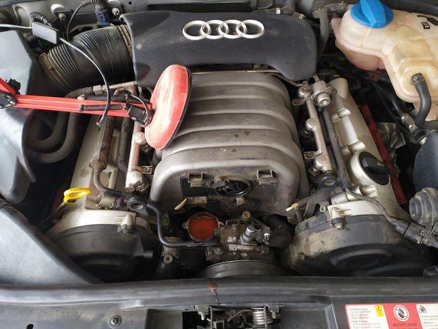 Audi A6 C5 3.0 запчасти на Двигатель, катушки ролики ремень и многое д