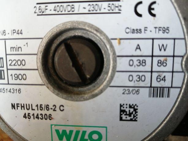 Vand pompa recirculare WILO pentru centrale termice
