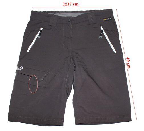 Pantaloni scurti Jack Wolfskin FlexShield Softshell dama 34(XS)