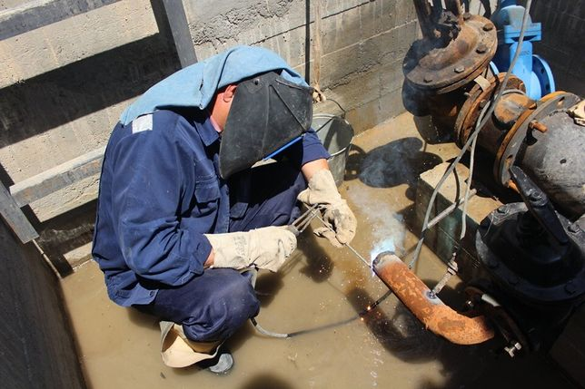 Газосварка, электросварка, резка металла, ремонт ворот, калиток