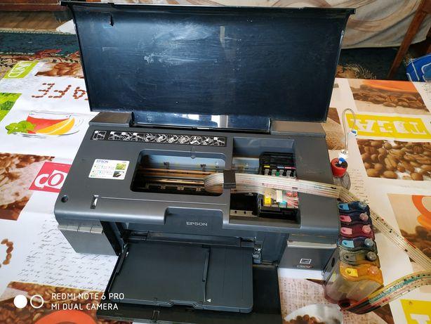 Цветной принтер EPSON Stulus Photo T 50