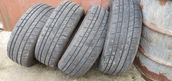 4 броя гуми 19 цола на 8000 км