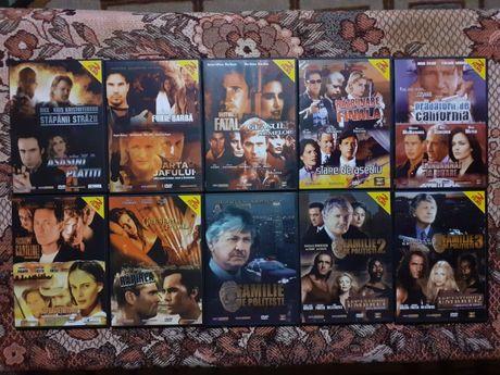 Filme de acțiune și polițiste - Colecție de 10 de DVD-uri originale