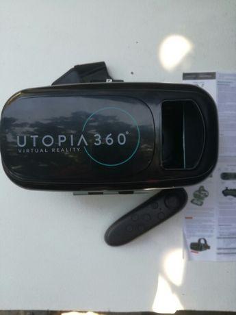 Продам набор виртуальной реальности UTOPIA 360° virtual reality