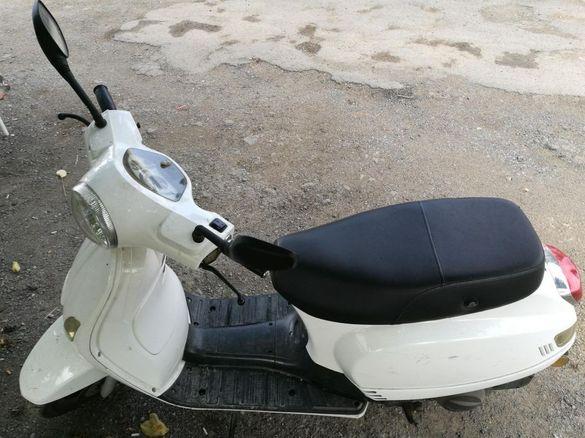 Мотор Znen 125cc, 125 куб.см