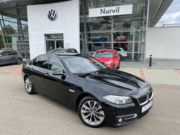 Posibilitate finantare BMW 520D An fabricatie 2016 LuxuryLine
