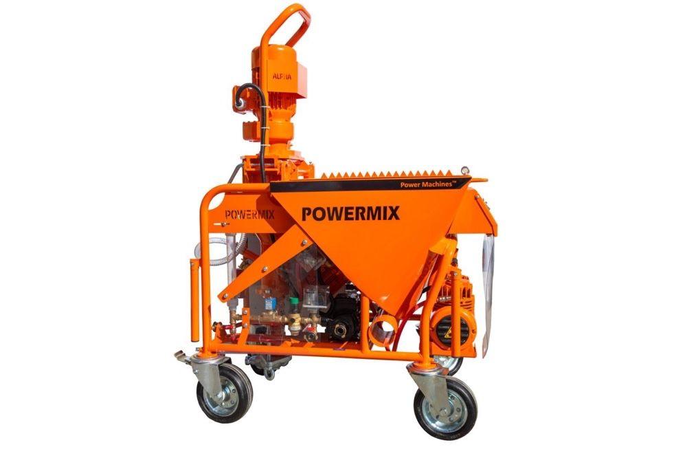 Masina pompa de tencuit Powermix Germany , nu PFT G 4 Sibiu - imagine 1