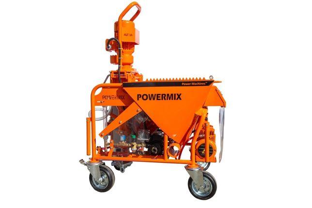 Masina pompa de tencuit Powermix Germany , nu PFT G 4
