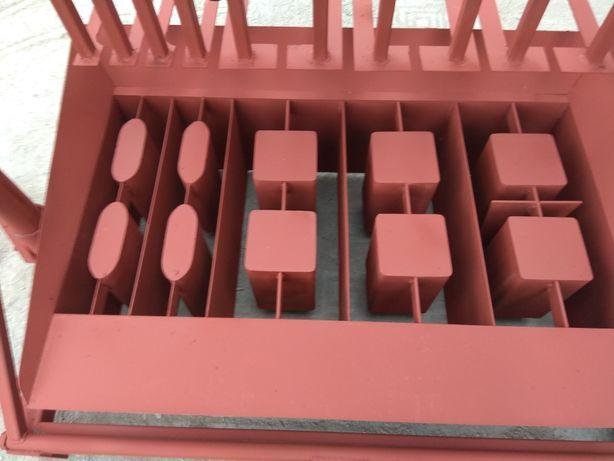 Станок для производства шлакоблока пескоблока сплитерного блока