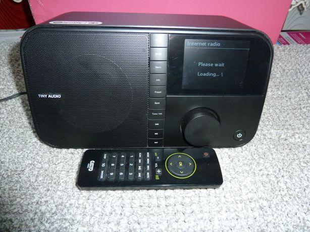 Aparat Radio TinY Audio Magic DAB,DAB+,AUX,WIFI Cu Telecomanda