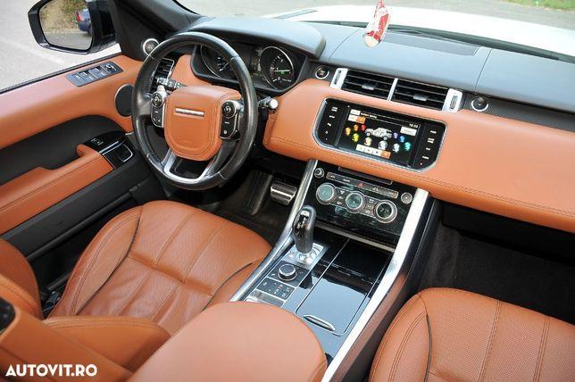 Land Rover Range Rover Sport PREDARE LEASING / Camera / Panorama