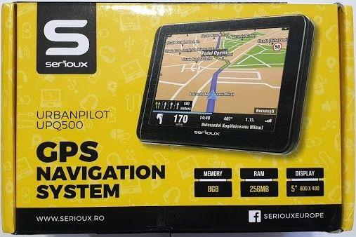 GPS Serioux - 2019 - PRODUS NOU - 5 inch HARTI - ULTIMELE Aparute