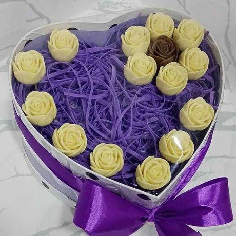 Шоколадный букет Шоколадный цветок