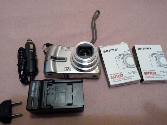 Фотоапарат Panasonic Lumix DMC-TZ3