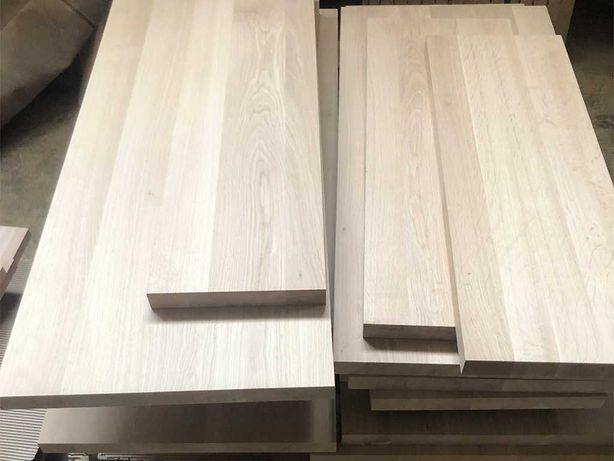 Panouri lamelare lemn masiv stejar sau fag pentru mobilier