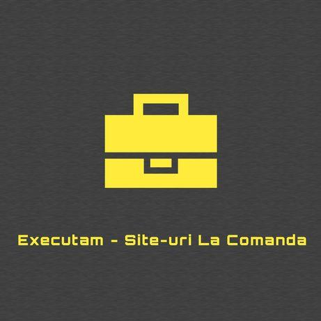 Executam Site-uri la Comanda.
